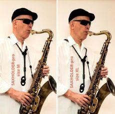 Jazzlab Saxholder saksofonin olkapidike