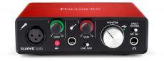 Scarlett Solo audio interface 2nd gen. 2in/2out