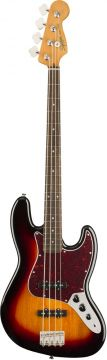 Squier Classic Vibe ´60s Jazz Bass LRL 3TS