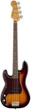 Squier Classic Vibe ´60s Precision Bass LH LRL 3TSB -vasuri