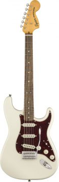 Squier Classic Vibe 70s Stratocaster LRL -Olymoic White