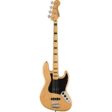 Squier Classic Vibe 70s Jazz Bass MN Natural