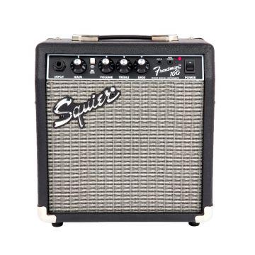 Squier Stratocaster + Frontman 10G kitarapaketti
