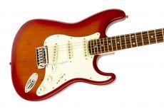 Squier Standard Stratocaster®, Laurel Fingerboard, Cherry Sunburst