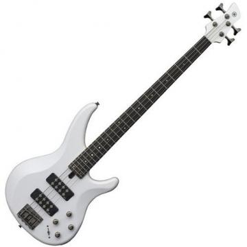 Yamaha TRBX304 aktiivibasso, valkoinen