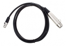 SHURE WA310 -mikrofoni kaapeli