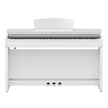 Yamaha CLP-725WH digitaalipiano, valkoinen