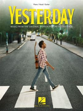 YESTERDAY SOUNDTRACK PIANO/VOCAL/GUITAR