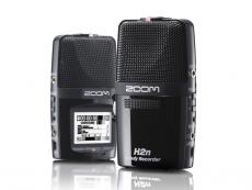 Zoom H2n audiotallennin